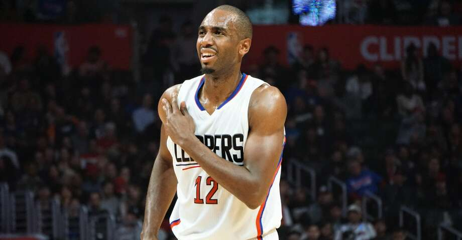 Seeking another wing defender, the Rockets reached agreement on Sunday with Luc Mbah a Moute on a one-year, veteran minimum contract. Photo: Anadolu Agency/Getty Images