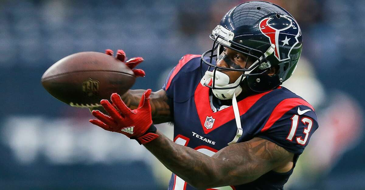 HOUSTON, TX - AUGUST 20: Braxton Miller #13 of the Houston Texans during a preseason NFL game at NRG Stadium on August 20, 2016 in Houston, Texas. (Photo by Bob Levey/Getty Images)