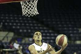 Laredoan and former United South guard John Garcia has played the last two seasons for the Swarm.
