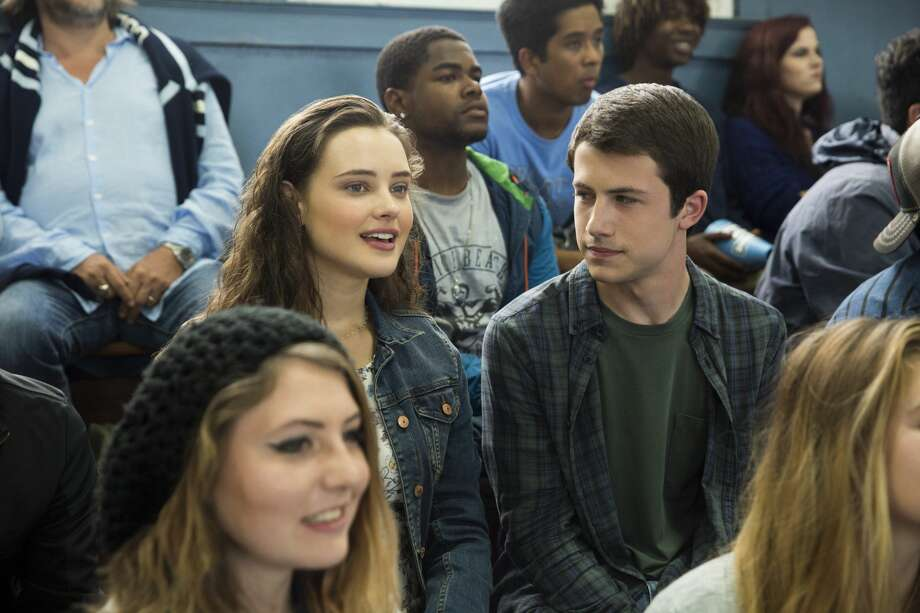 """""""13 Reasons Why"""" filming in the Bay Area Photo: Beth Dubber/Netflix"""