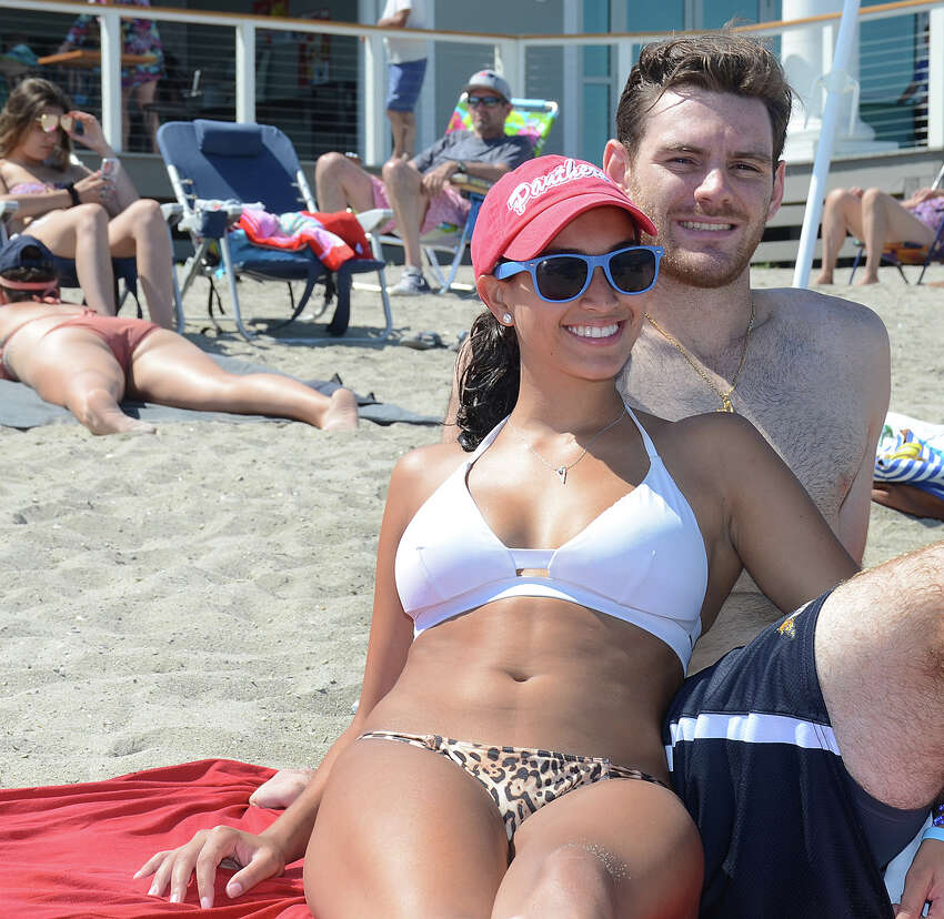 Teams and individuals competed for prizes at the Fairfield Police Athletic League's annual sandcastle competition held Sunday, July 16, 2017, at Penfield Beach in Fairfield, Conn. Were you SEEN?