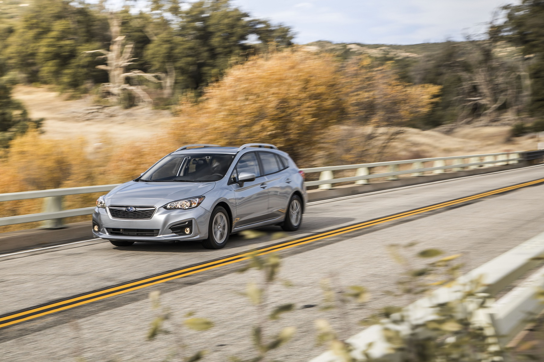 2017 Subaru Impreza lineup grows in quality, efficiency