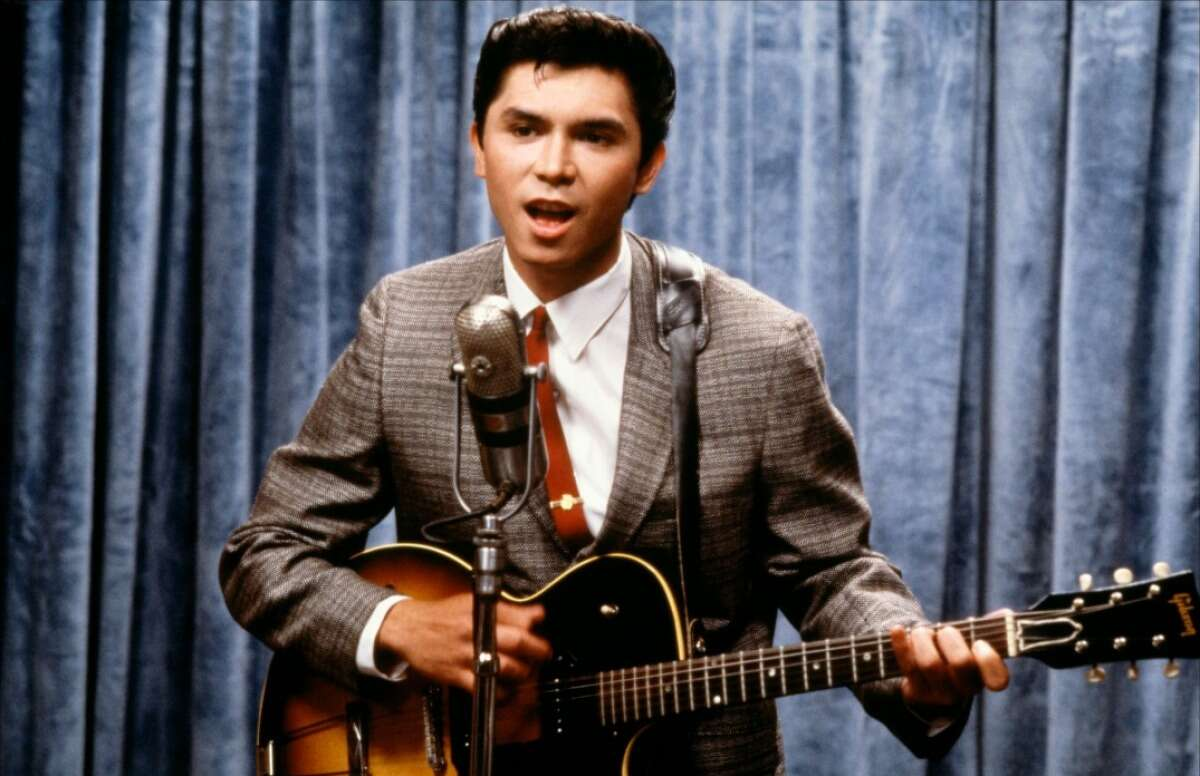 """Lou Diamond Phillips, also known as Ritchie Valens in """"La Bamba,"""" is proud of Mayor Ron Nirenberg's work in San Antonio."""