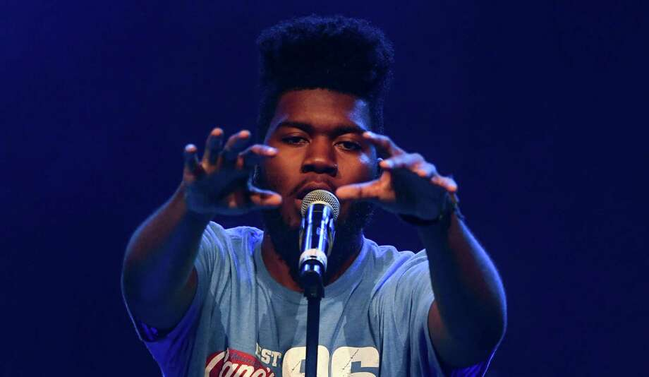 "The Alamo City's Sentiva Ochoa, also known as ""P Money,"" never received a Grammy nod nor a MTV Video Music Award for her freestyle and YouTube about San Antonio,  but Khalid may adjust his set list to cover the track. Photo: Paras Griffin /Getty Images / 2017 Paras Griffin"