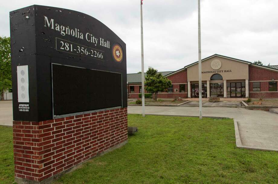 The Magnolia City Council made appointments to several city committees during its regular meeting July 11. Photo: Jason Fochtman, Staff Photographer / © 2017 Houston Chronicle