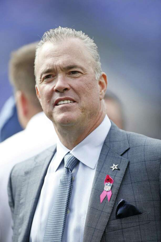 Dallas Cowboys' chief operating officer and executive vice president Stephen Jones on Oct. 14, 2012 during a Cowboys game at Baltimore. Photo: James D. Smith /Dallas Cowboys / ©James D. Smith/Dallas Cowboys