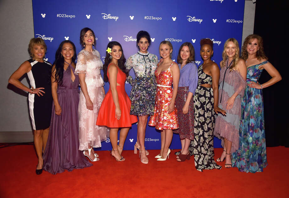 10 Disney princess voice actresses came together at Disney's D23 EXPO 2017.Check out our gallery of Disney's leading ladies and the characters they voiced... Photo: Alberto E. Rodriguez/Getty Images For Disney