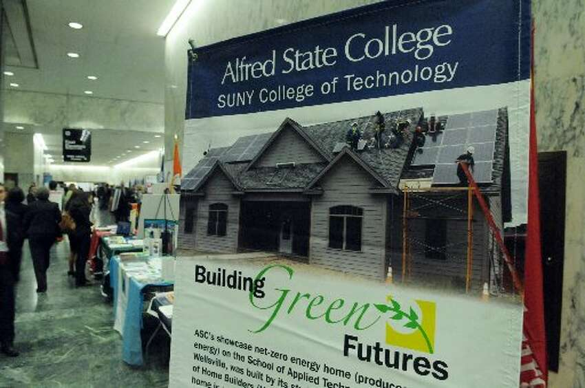 Alfred State College,  Wellsville. $39,800