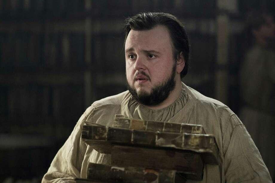 John Bradley, Game of Thrones   Photo Credits: Helen Sloan/courtesy of HBO