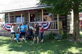 There was fun for all ages at this year's Hatchet Festival Saturday in Bad Axe.