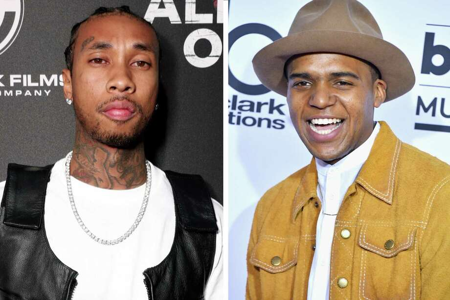 Tyga and CJ Wallace Join Season Three Cast of MTV's SCREAM