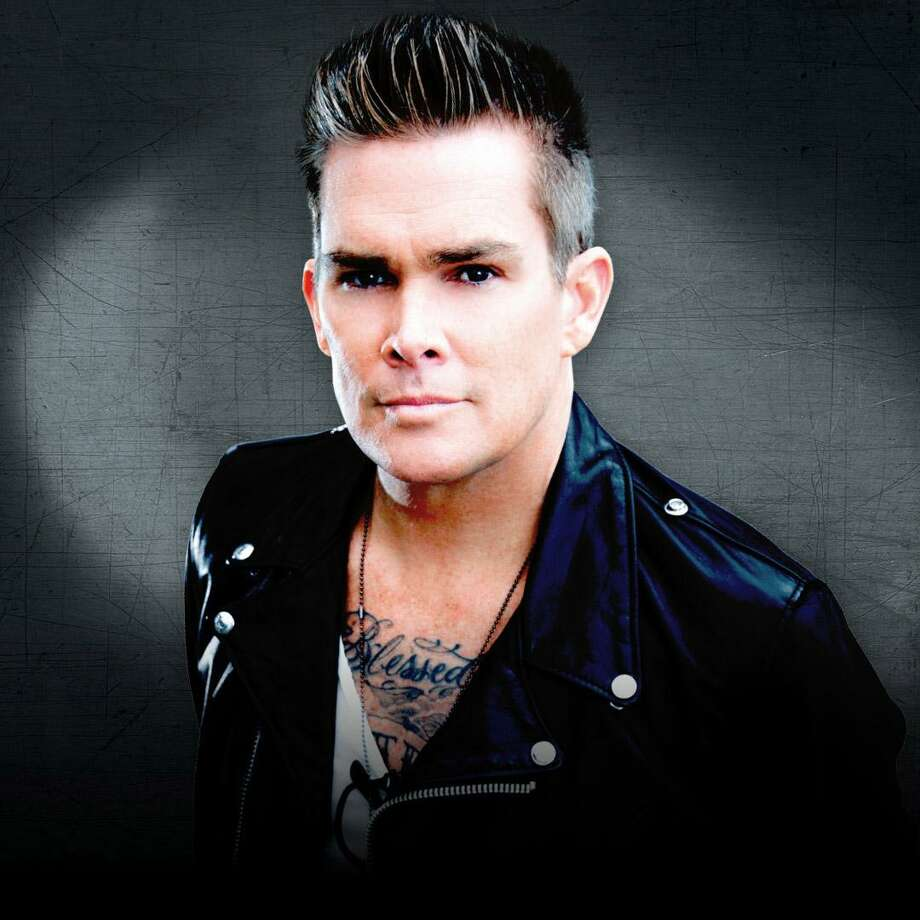 Sugar Ray will perform at Stamford's Alive@Five concert series at Columbus Park on Thursday, July 20. Mark McGrath, who fronts the band, is seen here. Photo: Kingdom Entertainment / Contributed Photo