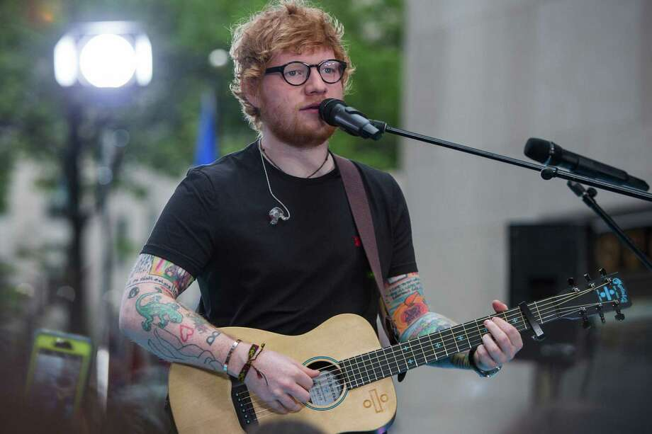 Ed Sheeran | Photo Credits: NBC, NBCU Photo Bank via Getty Images / 2017 NBCUniversal Media, LLC.