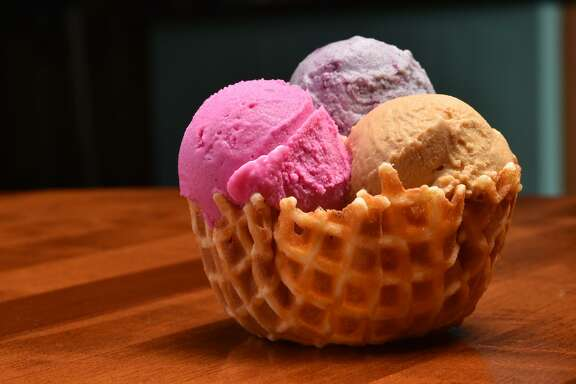 Lick Honest Ice Cream, located in The Pearl, is a 2017 Readers'' Choice winner.