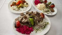 Doner kebob, meze platter and Adana kebab dishes are staples at Turquoise Grill, winner of best Mediterranean food in the 2017 San Antonio Express-News Readers' Choice.