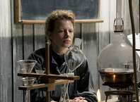 """Karolina Gruszka stars in """"Marie Curie: The Courage of Knowledge."""""""