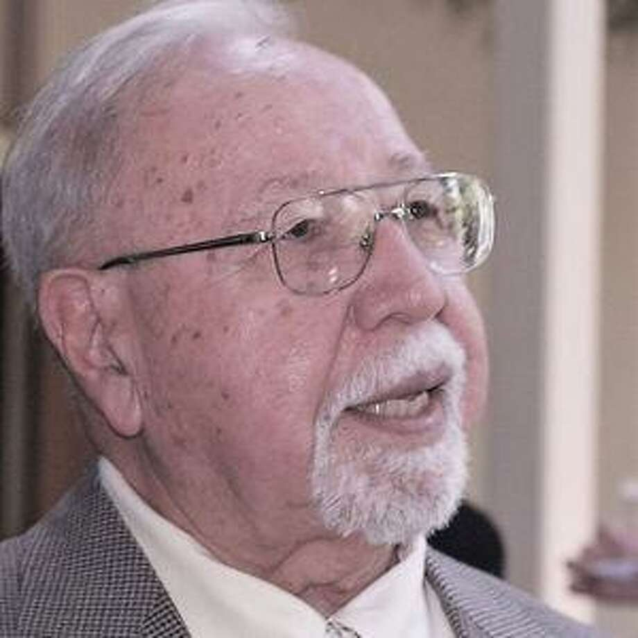 Thomas Bertetti was a former soldier, bookkeeper and Alamo Heights postal worker. He died unexpectedly just two days before his 84th birthday. Photo: Courtesy Photo