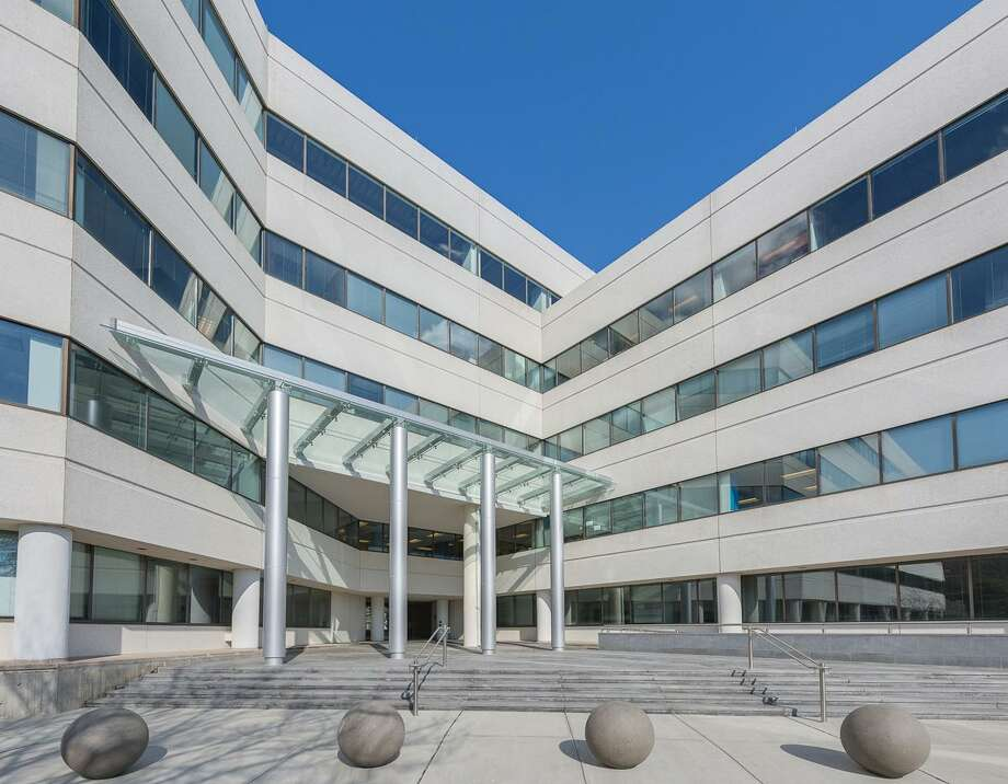 Remedy Partners has signed a lease for 40,000 square feet at the five-story, 412,000-square-foot office building at 800 Connecticut Ave. Photo: Contributed Photo