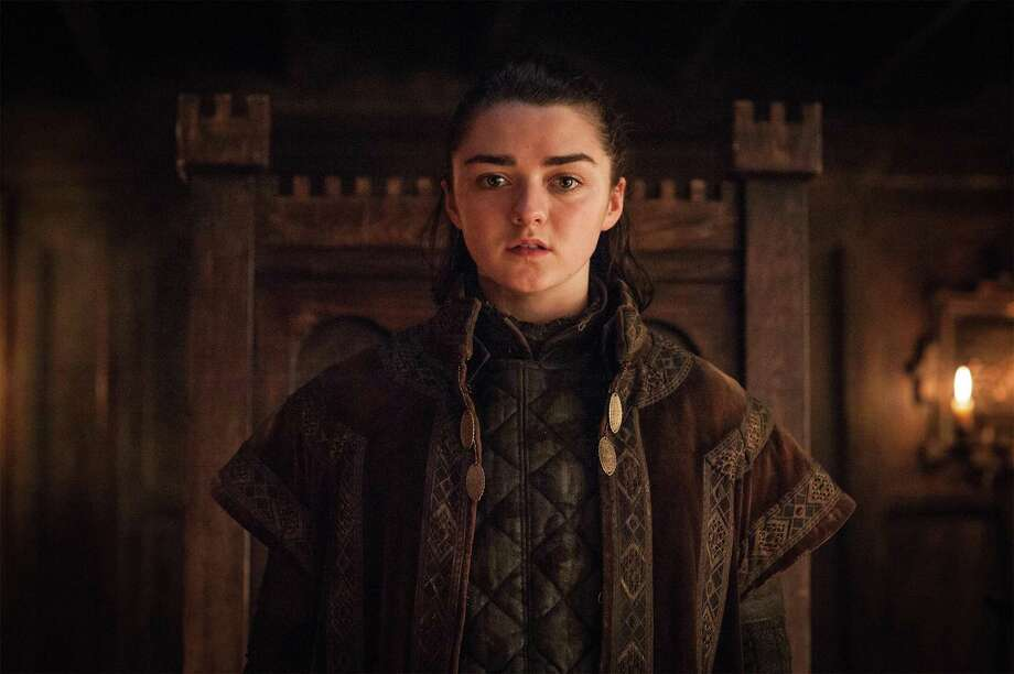 Maisie Williams, Game of Thrones | Photo Credits: HBO