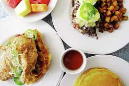 Peggy's on the Green offers Southern-inspired favorites.