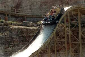 The Power Surge, which has been in operation at Six Flags Fiesta Texas since the theme park opened, will be after Sunday.