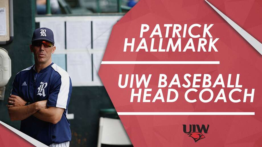Patrick Hallmark becomes the fourth head baseball coach at the University of Incarnate Word.