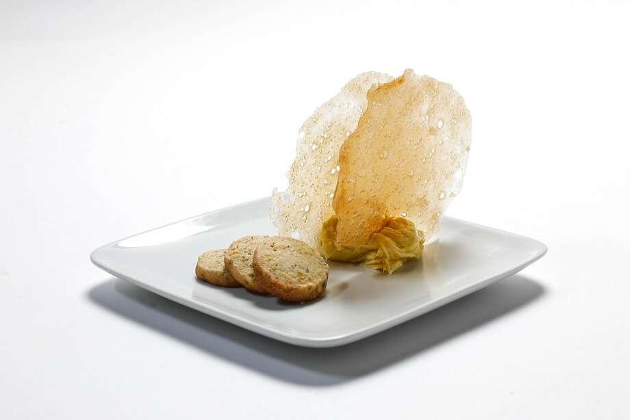 Citizen Cake's Rosebud Dessert Photo: Russell Yip, The Chronicle