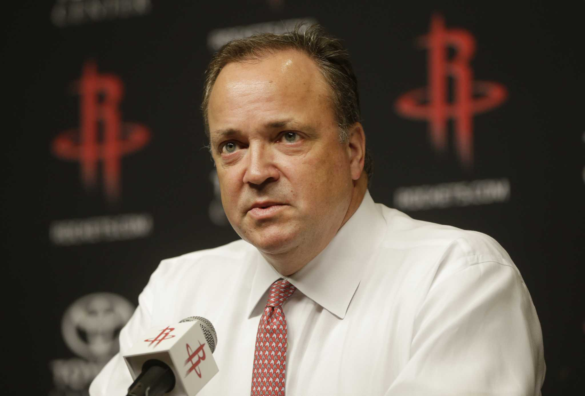 CEO Tad Brown: Rockets ' feel great' about offseason moving forward