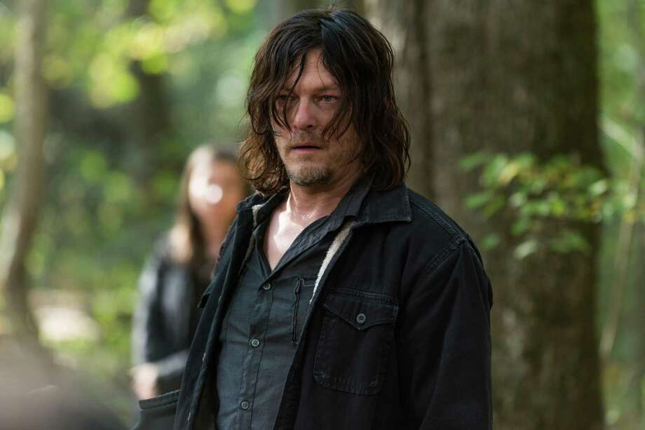 Norman Reedus, The Walking Dead | Photo Credits: Gene Page/AMC
