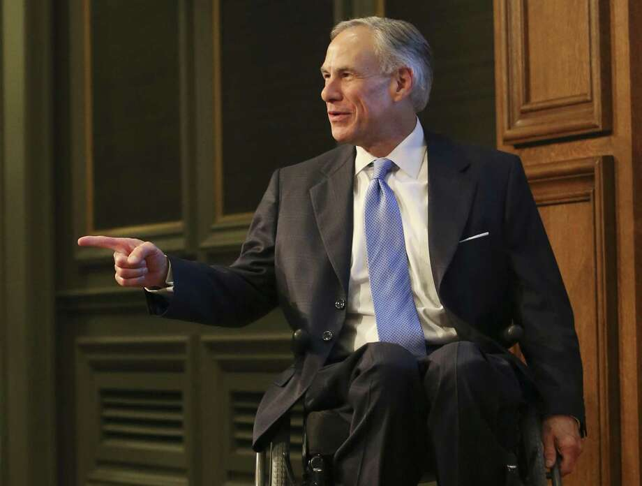 Gov. Greg Abbott called lawmakers back to the state capital for a special 30-day session after efforts to pass a bathroom bill during the Texas Legislature's regular bi-annual session failed. Photo: JERRY LARA /San Antonio Express-News / San Antonio Express-News