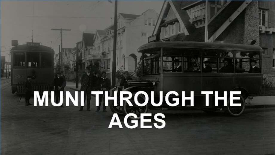 The San Francisco Municipal Railway – and its associated bus lines –have a long and fascinating history. Click through the gallery to see photos from our archives.