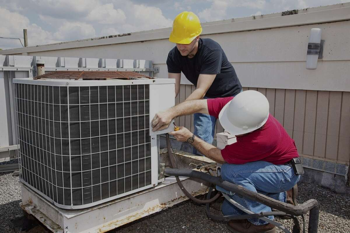 HEATING VENTILATING AND AIR CONDITIONING UNIT The HVAC system of a home is among the most expensive issues to fix and the most common problems found on a home inspection