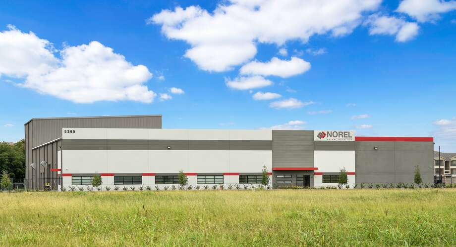 Norel Animal Nutrition has opened a manufacturing location in Pasadena. Photo: KDW