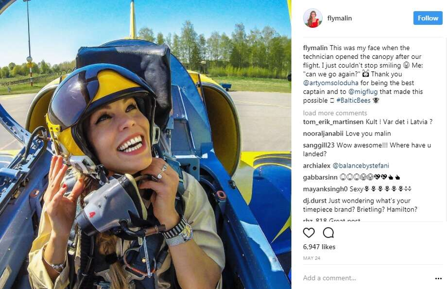 Female pilots are taking to Instagram to inspire other women to chase their dreams of piloting.Image source: Instagram Photo: Instagram