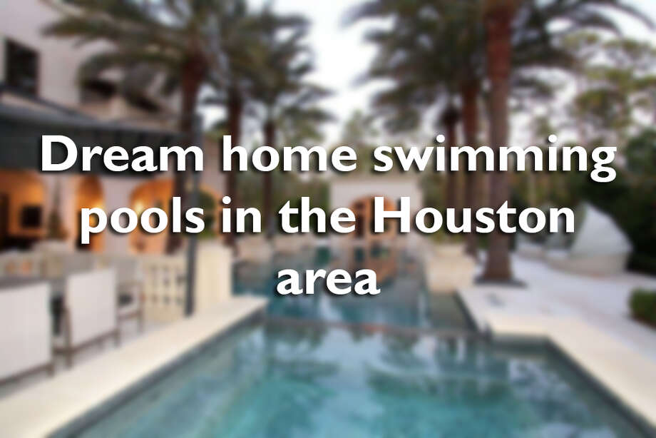 Click through to see some stunning pools in Houston. Photo: Houston Association Of Realtors