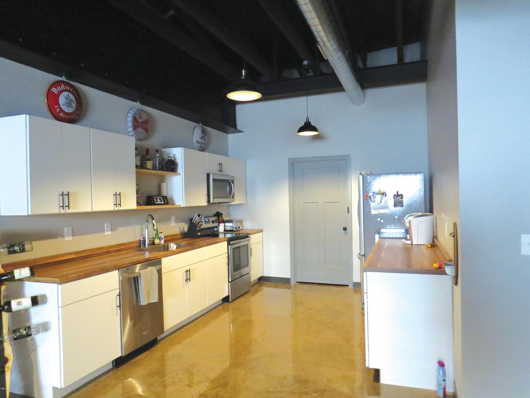 Lofts Set To Open Downtown San Antonio Express News