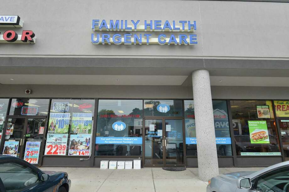 The office of Family Health Urgent Care in the plaza at 235 Main Ave. on Thursday July 13, 2017 in Norwalk Conn. Photo: Alex Von Kleydorff / Hearst Connecticut Media / Norwalk Hour