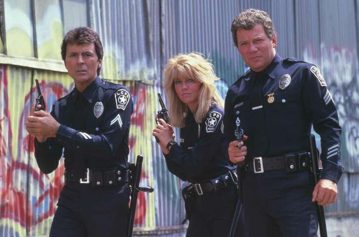 """""""T.J. Hooker"""" may have lacked the gritty realism of """"Hill Street Blues,"""" but it had better hair."""