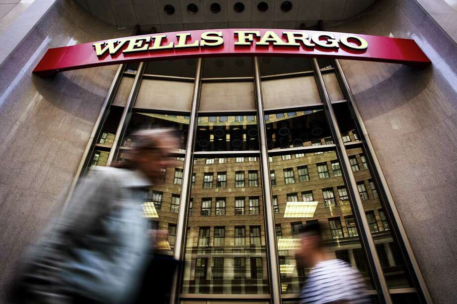 A former San Antonio-area branch manager for Wells Fargo Bank is suing the bank, alleging she was forced to resign to avoid termination because she failed to meet to sales targets that led to the creation of fake bank and credit card accounts. Pictured is Wells Fargo Bank's headquarters in San Francisco. Photo: Max Whittaker /New York Times. / ONLINE_YES