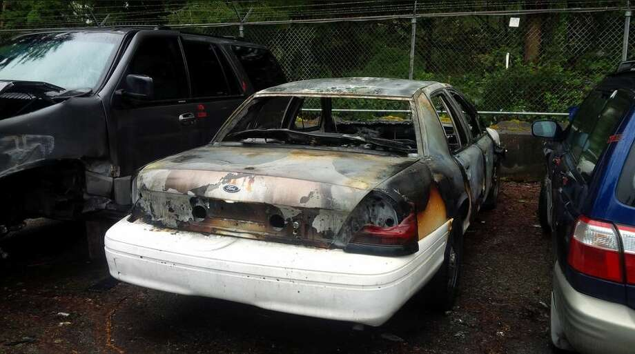 A 19-year-old man is charged with fatally striking a man on the  shoulder of an Auburn highway and later torching the very car involved. Photo: Washington State Patrol
