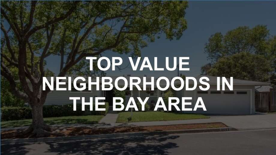 Click through this slideshow to see the top value neighborhoods in the Bay Area.