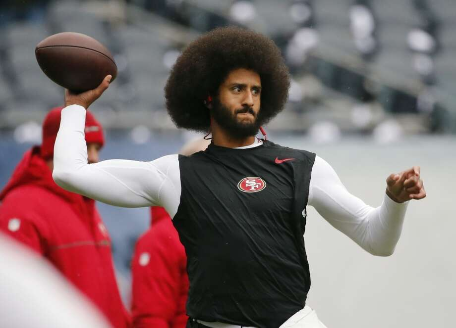 Former San Francisco 49ers quarterback Colin Kaepernick is being considered for a job with the Baltimore Ravens.