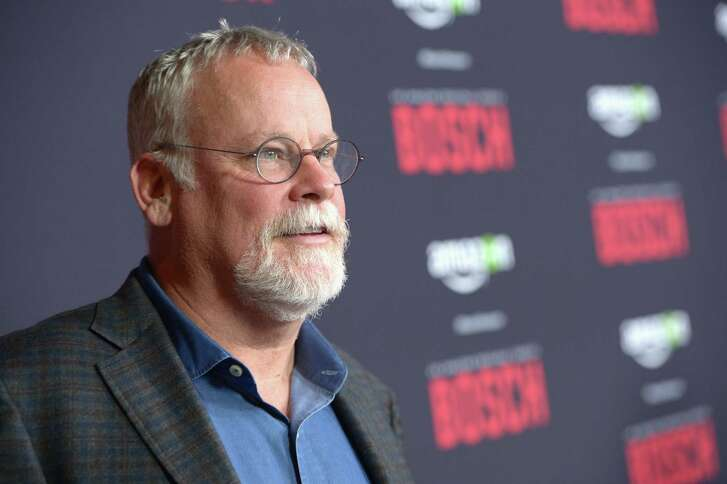 LOS ANGELES, CA - MARCH 03:  Author and creator Michael Connelly attends Amazon Red Carpet Premiere Screening For Season Two Of Original Drama Series, 'Bosch' on March 3, 2016 in Los Angeles, California.  (Photo by Charley Gallay/Getty Images for Amazon Studios)
