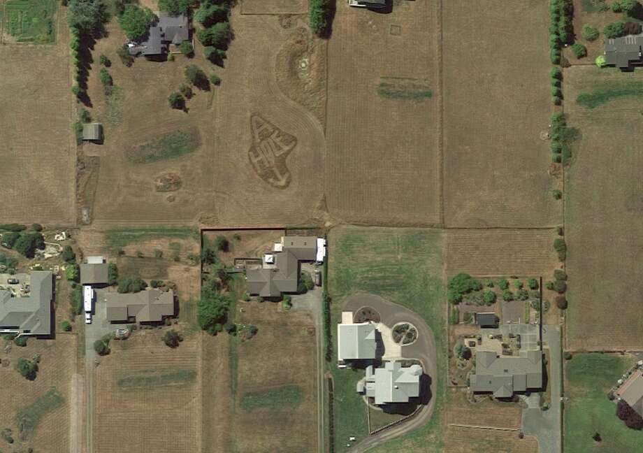 Google Earth used to spite Sequim neighbors seattlepicom