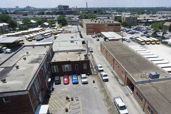 The commission unanimously approved a request by downtown developer GrayStreet Partners to rezone 23 acres of land across Broadway from the Pearl where it wants to build apartments, a hotel, offices, retail, and parks.