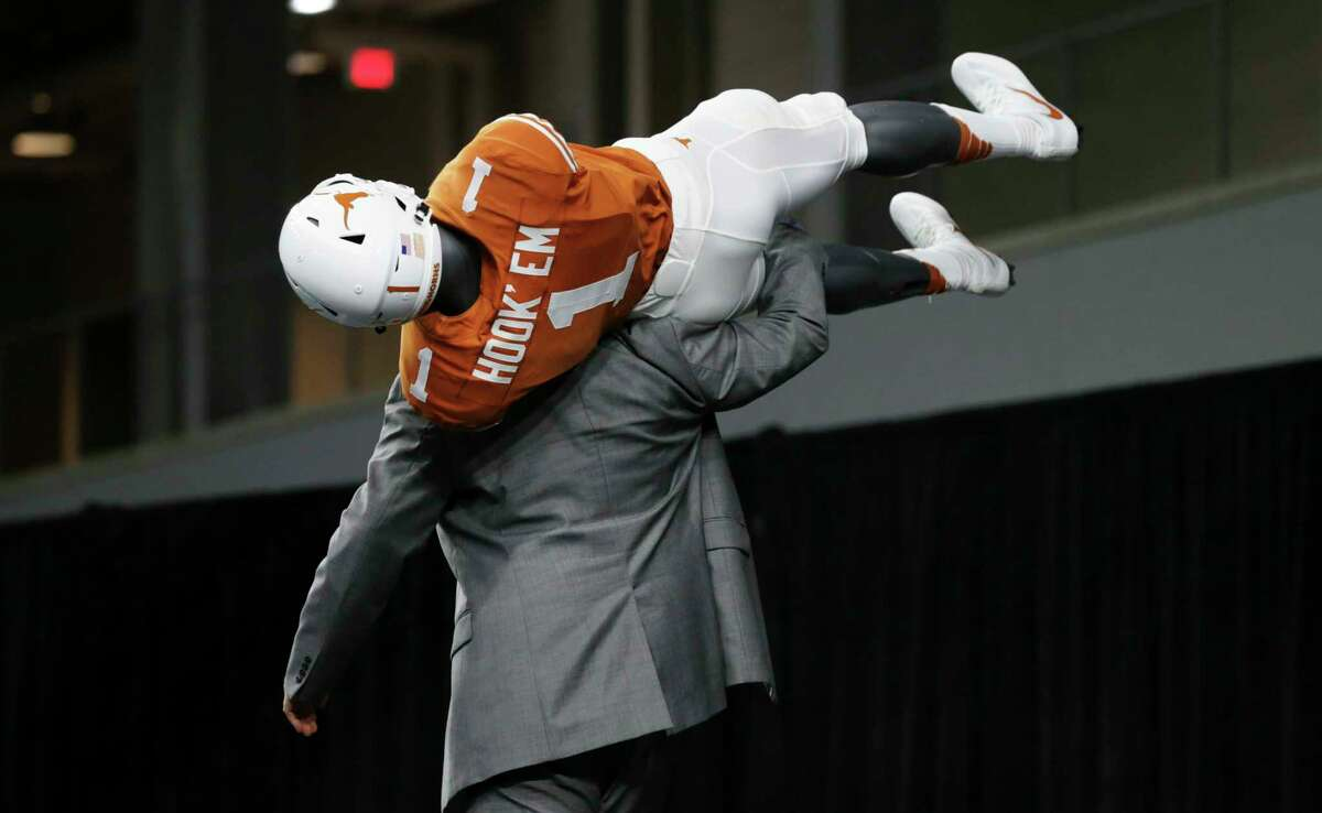 Under hard-driving coach Tom Herman, rest assured Texas will put up more of a fight than the Longhorns mannequin that was taken away as media days ended.