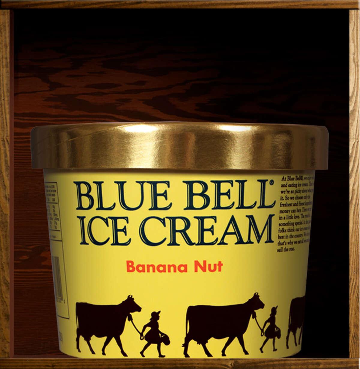 31. Banana Nut Blue Bell description: