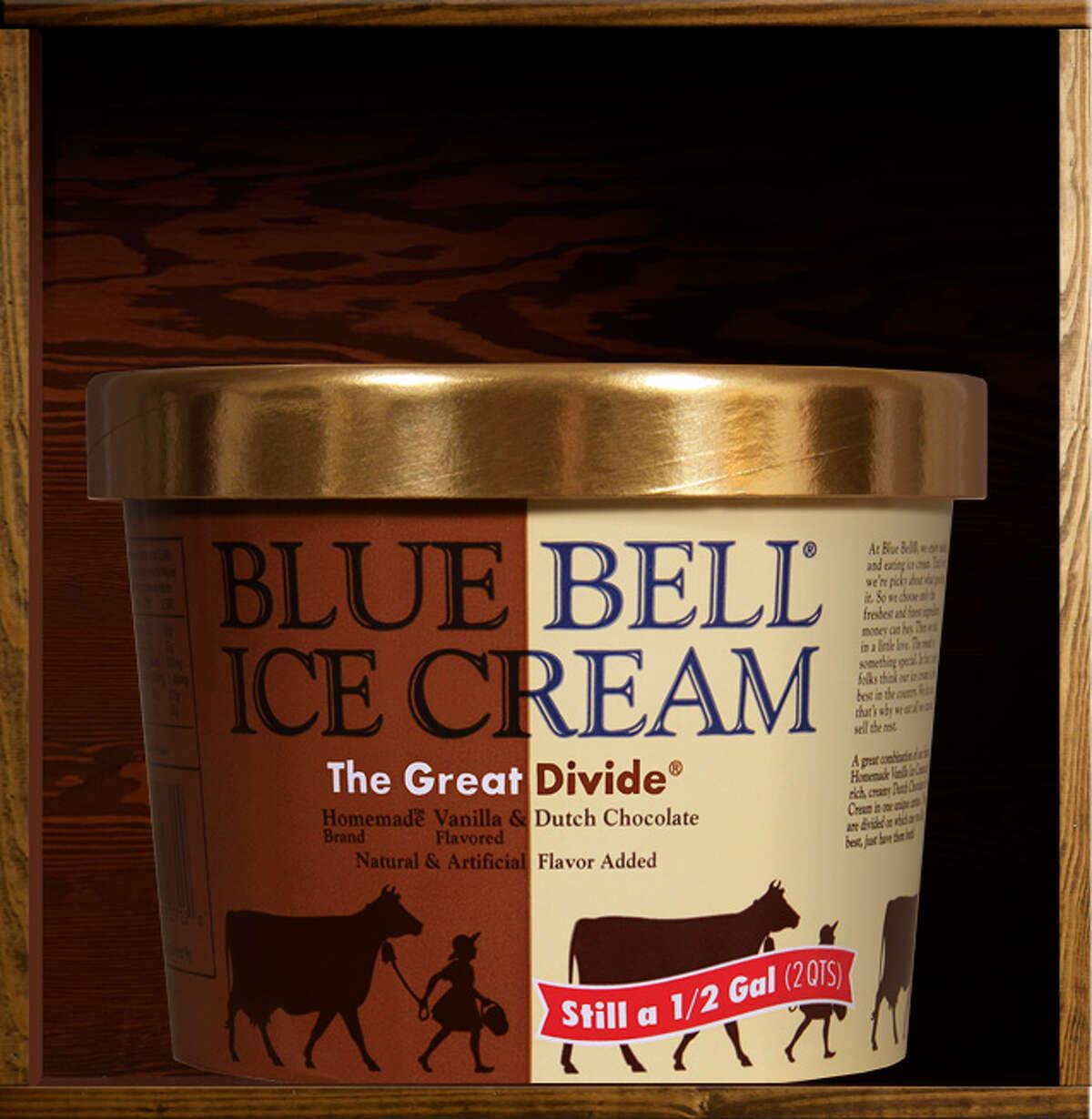 29. The Great Divide Blue Bell description: