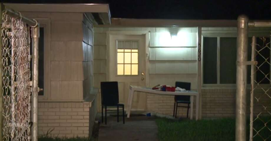Police are investigating a raucous party at an Airbnb rental in southwest Houston that turned violent early Wednesday, resulting in a 17-year-old being shot. (Metro Video) Photo: Metro Video