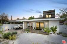 Every once in a while a special house comes on the market. Published in Dwell Magazine October 2016, this mid-century meets boho chic magical custom designed home has an interior that feels light, open and tranquil.